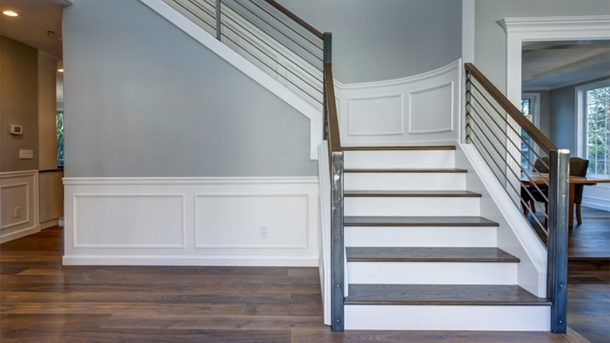 Add Architectural Detail with Wainscoting
