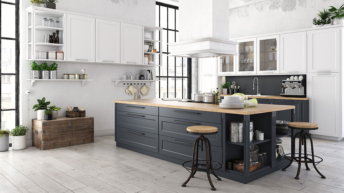 4 Considerations To Keep In Mind When Planning A Kitchen Remodel